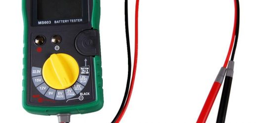 Battery Testers Check the Functionality of Electrical Batteries